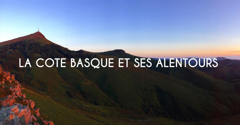Randonnée pédestre côte Basque et ses alentours